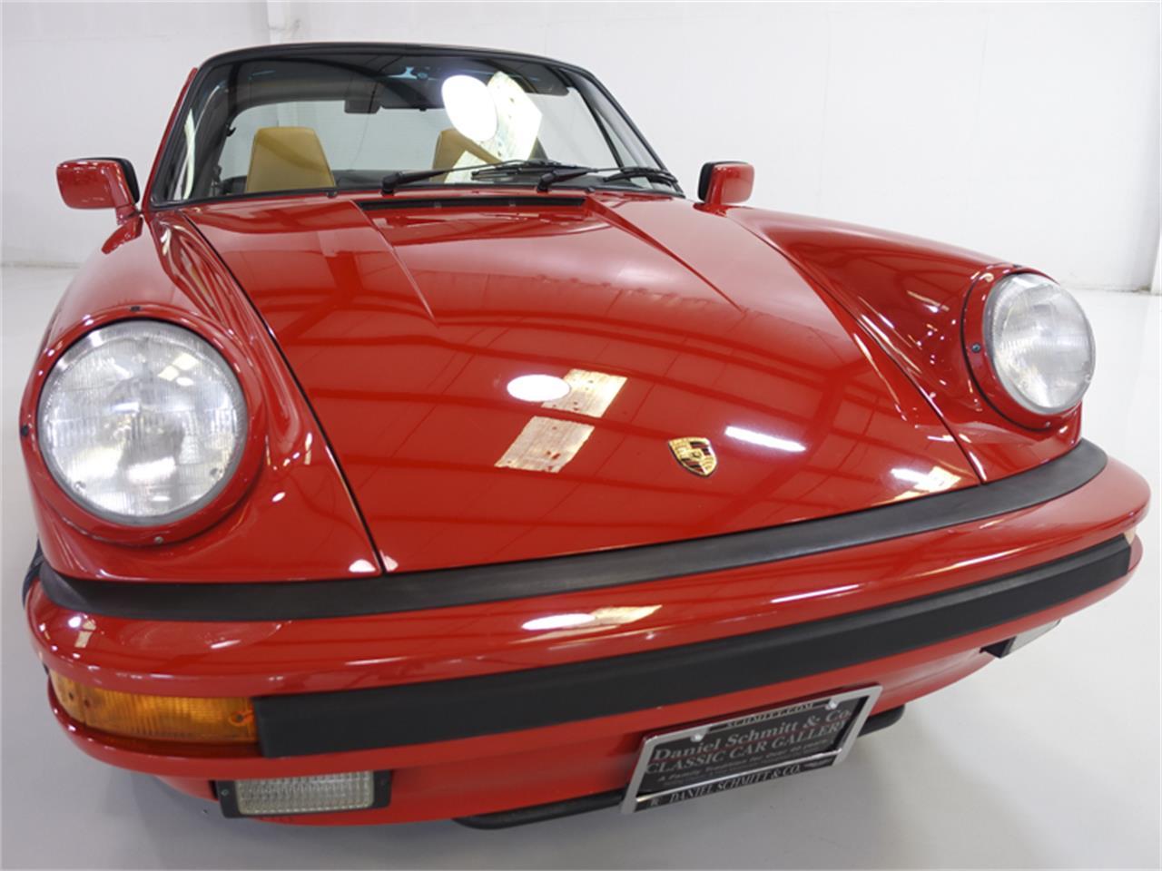 1988 Porsche 911 Carrera (CC-1276177) for sale in Saint Louis, Missouri