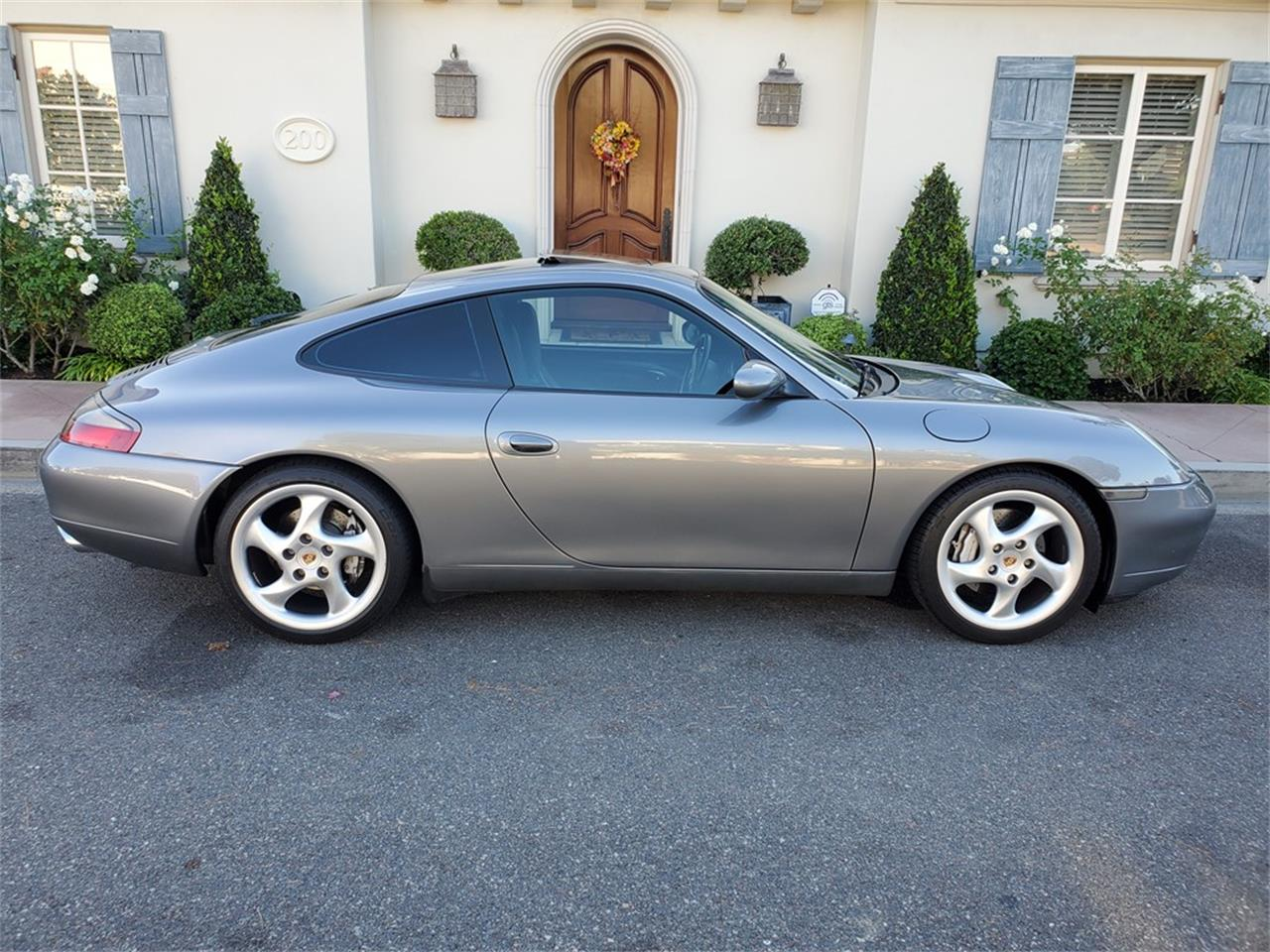 2001 Porsche 911 Carrera (CC-1276180) for sale in Costa Mesa, California