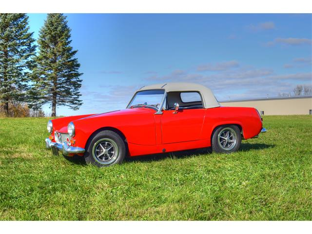 1963 MG Midget (CC-1276191) for sale in Watertown, Minnesota