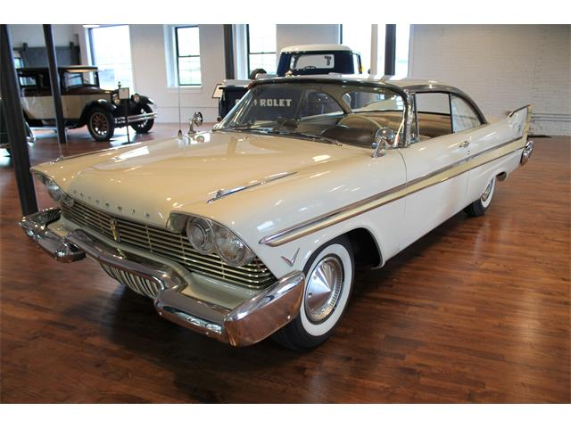 1957 Plymouth Fury (CC-1276198) for sale in Allentown, Pennsylvania