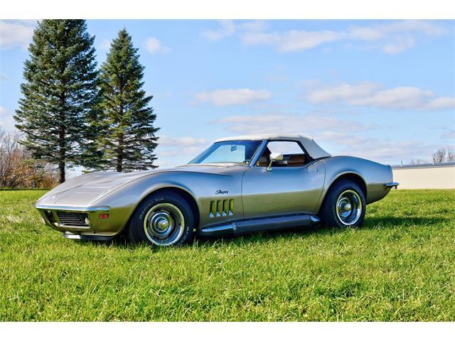 1969 Chevrolet Corvette (CC-1276205) for sale in Watertown, Minnesota