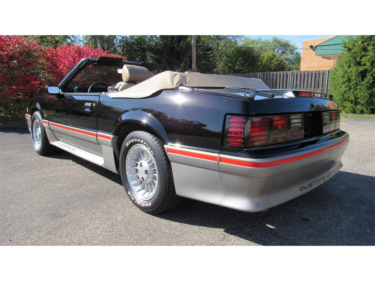 1989 Ford Mustang (CC-1276206) for sale in Milford, Ohio