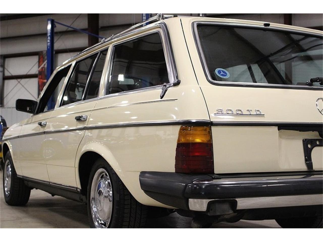 1985 Mercedes-Benz 300TD (CC-1276211) for sale in El Cajon, California