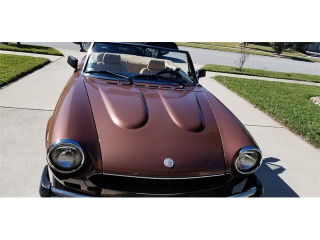 1980 Fiat Spider (CC-1276214) for sale in Ocoee, Florida