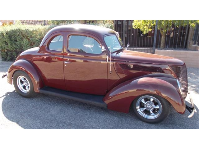 1937 Ford 5-Window Coupe