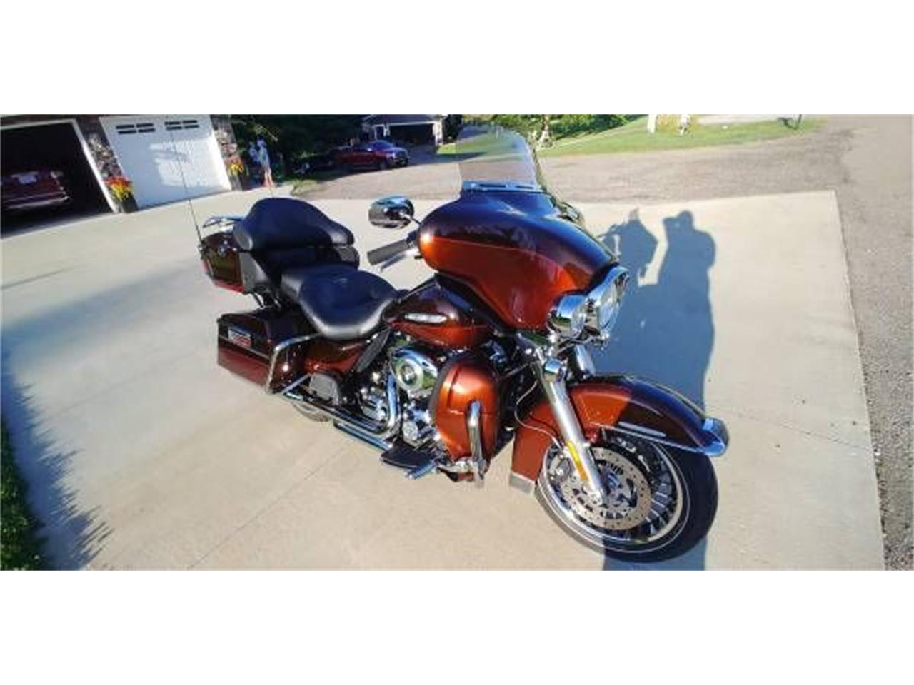 2011 Harley-Davidson Ultra Limited (CC-1270623) for sale in Cadillac, Michigan