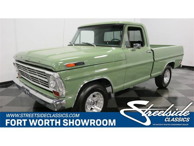 1968 Ford F100 (CC-1276234) for sale in Ft Worth, Texas