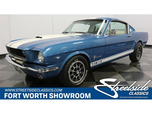1965 Ford Mustang (CC-1276243) for sale in Ft Worth, Texas