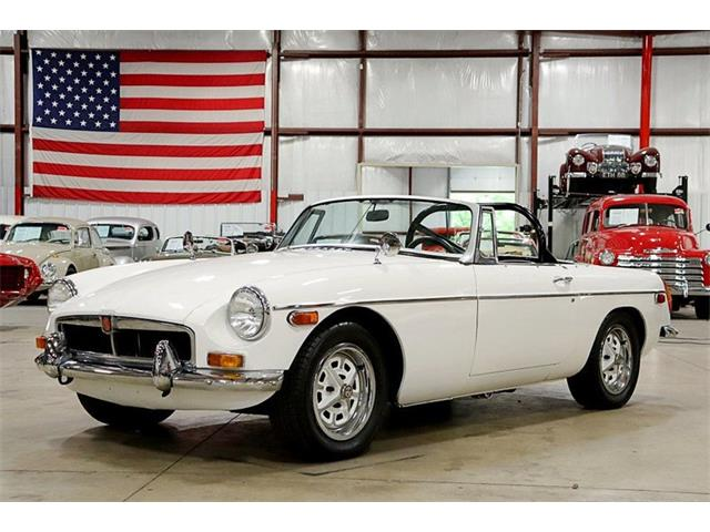 1968 MG MGB (CC-1276244) for sale in Kentwood, Michigan
