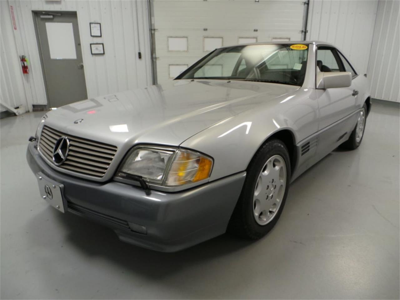 1995 Mercedes-Benz SL-Class (CC-1276245) for sale in Christiansburg, Virginia