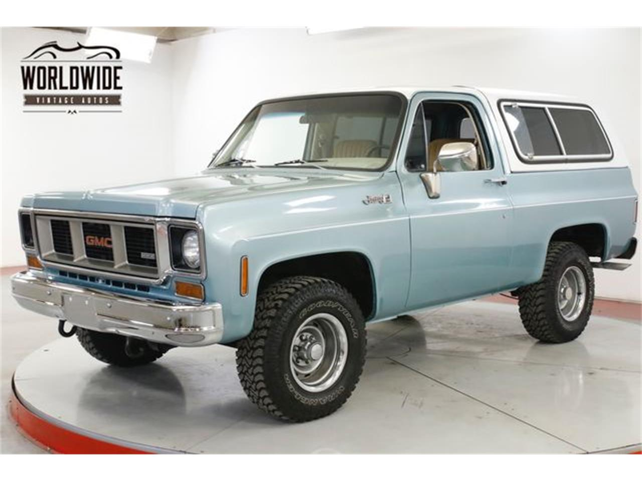for sale 1978 gmc jimmy in denver , colorado cars - denver, co at geebo