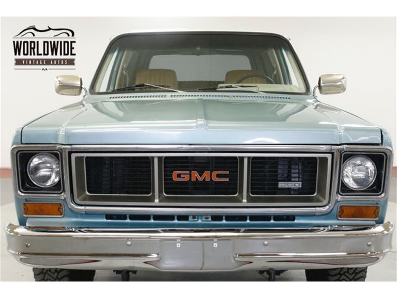 1978 GMC Jimmy (CC-1276260) for sale in Denver , Colorado