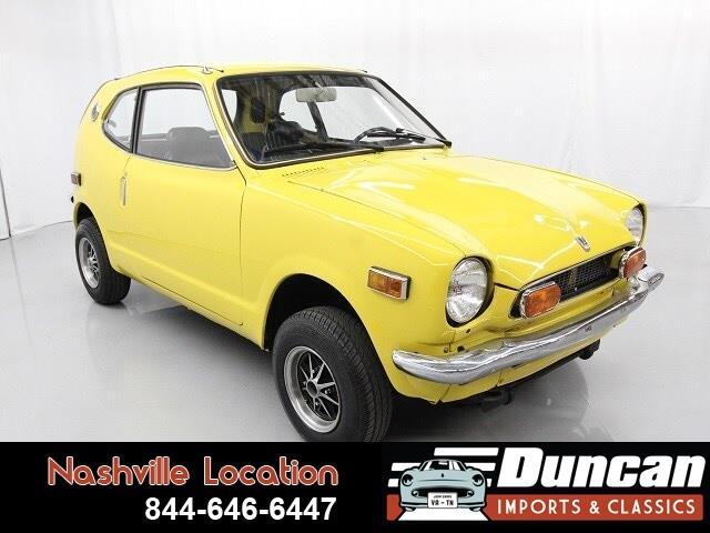 1972 Honda Coupe