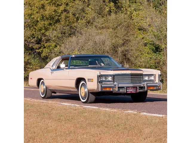 1978 Cadillac Eldorado (CC-1276283) for sale in St. Louis, Missouri