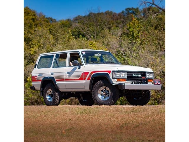 1988 Toyota Land Cruiser FJ (CC-1276285) for sale in St. Louis, Missouri