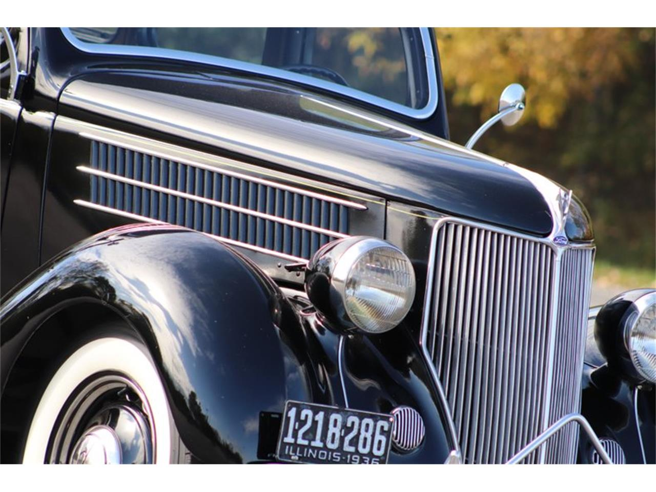 1936 Ford Deluxe (CC-1276292) for sale in Alsip, Illinois