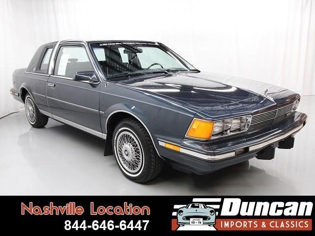 1987 Buick Century (CC-1276306) for sale in Christiansburg, Virginia