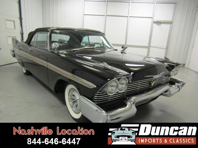 1958 Plymouth Belvedere (CC-1276311) for sale in Christiansburg, Virginia
