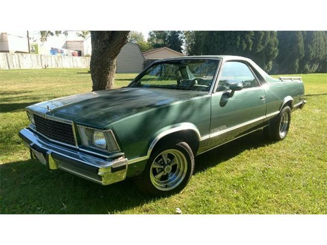 1978 Chevrolet El Camino (CC-1276327) for sale in Cadillac, Michigan