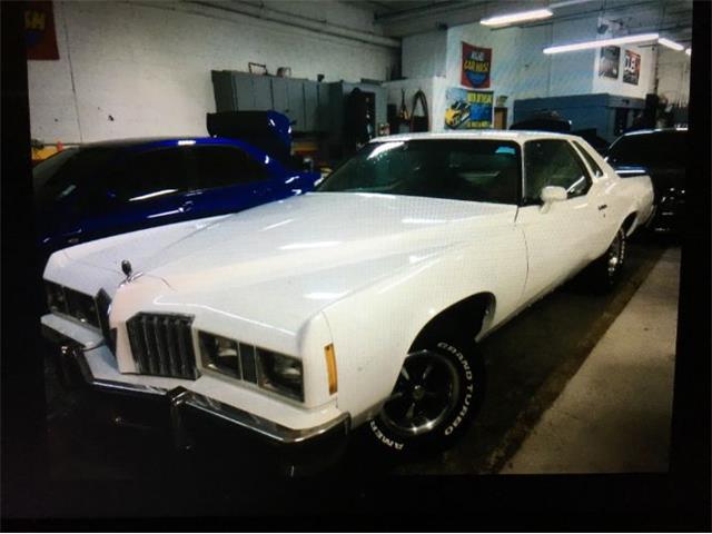 1977 Pontiac Grand Prix (CC-1276332) for sale in Cadillac, Michigan