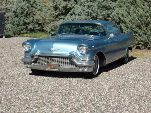 1957 Cadillac Eldorado (CC-1276336) for sale in Cadillac, Michigan