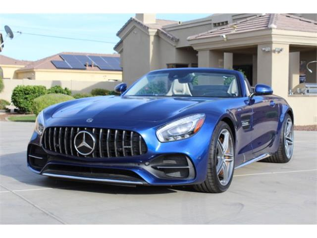 2018 Mercedes-Benz AMG (CC-1270634) for sale in Cadillac, Michigan