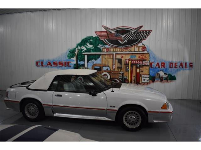 1988 Ford Mustang (CC-1276340) for sale in Cadillac, Michigan