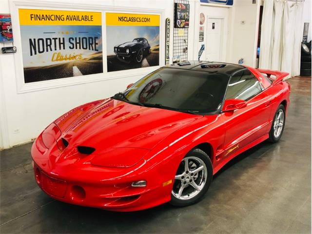 2001 Pontiac Firebird (CC-1276346) for sale in Mundelein, Illinois