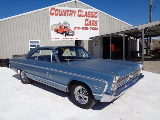 1966 Plymouth Sport Fury (CC-1276351) for sale in Staunton, Illinois