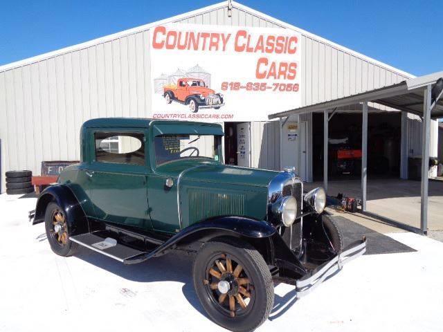 1930 Pontiac Coupe (CC-1276353) for sale in Staunton, Illinois