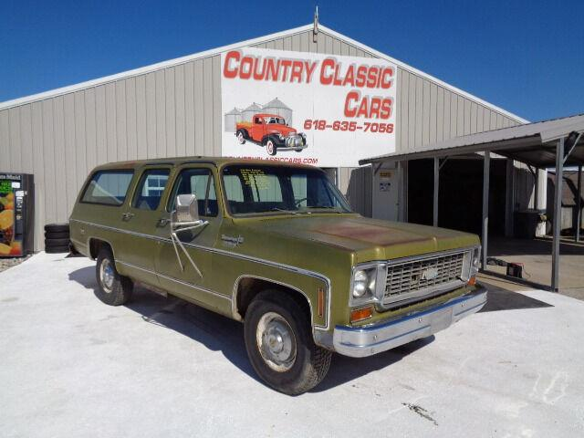1974 Chevrolet C/K 20 (CC-1276361) for sale in Staunton, Illinois