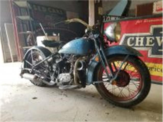 1935 Harley-Davidson Motorcycle (CC-1270637) for sale in Cadillac, Michigan