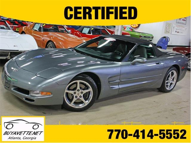 2003 Chevrolet Corvette (CC-1276407) for sale in Atlanta, Georgia
