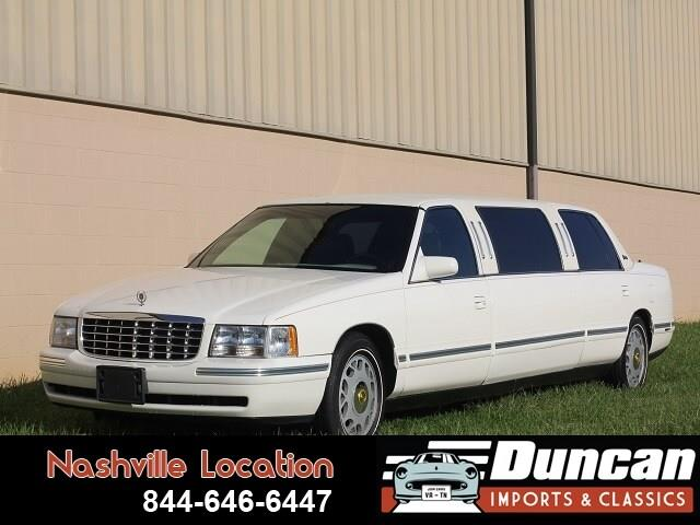 1998 Cadillac DeVille (CC-1276427) for sale in Christiansburg, Virginia