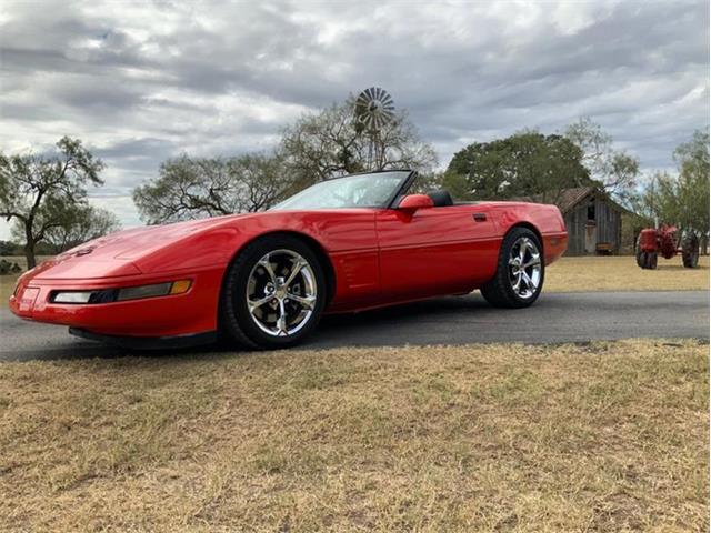 1995 Chevrolet Corvette (CC-1276430) for sale in Fredericksburg, Texas