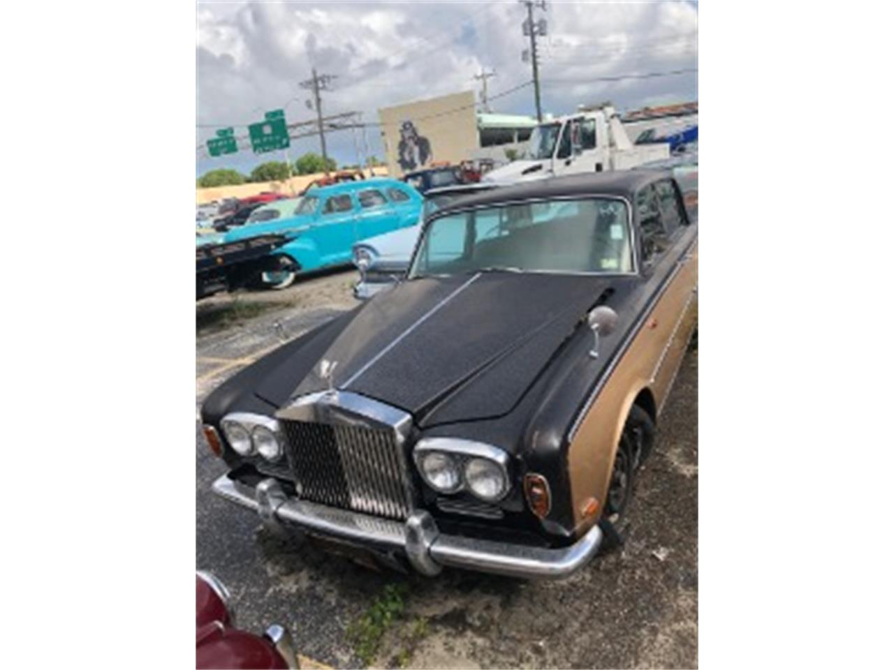 1969 Rolls-Royce Silver Shadow (CC-1276441) for sale in Miami, Florida