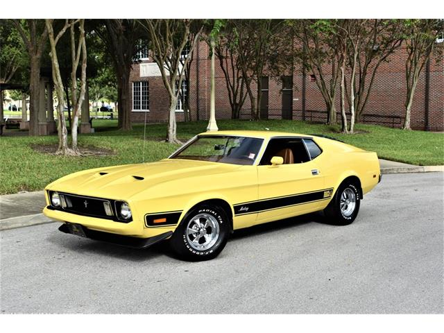 1973 Ford Mustang Mach 1 (CC-1276446) for sale in Lakeland, Florida