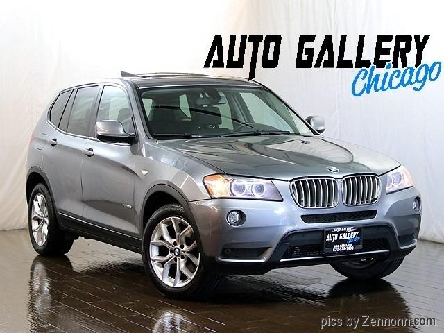2013 BMW X3 (CC-1276449) for sale in Addison, Illinois