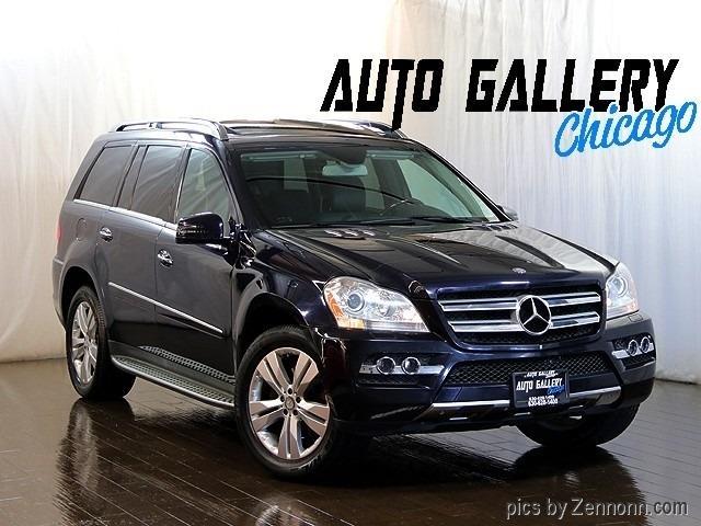 2011 Mercedes-Benz GL450 (CC-1276462) for sale in Addison, Illinois