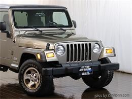 2005 Jeep Wrangler (CC-1276476) for sale in Addison, Illinois