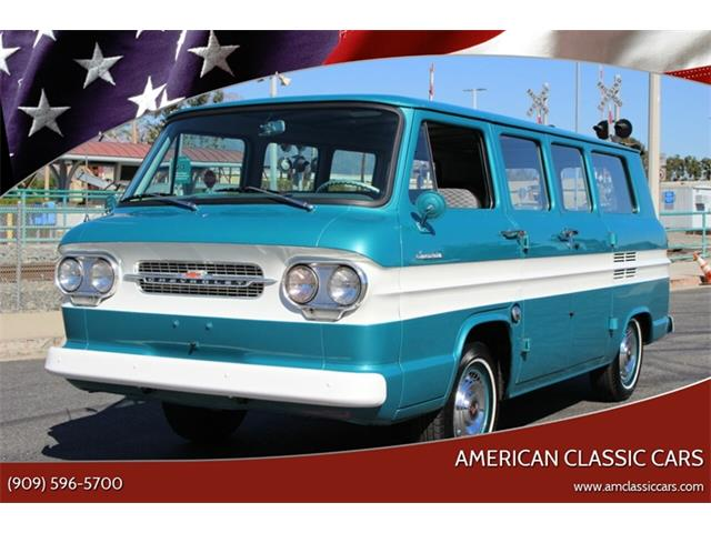1961 Chevrolet Corvair (CC-1276478) for sale in La Verne, California