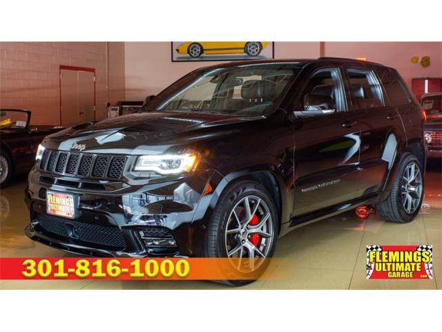 2017 Jeep Grand Cherokee (CC-1276479) for sale in Rockville, Maryland