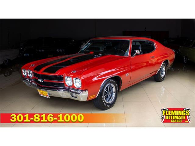 1970 Chevrolet Chevelle (CC-1276483) for sale in Rockville, Maryland