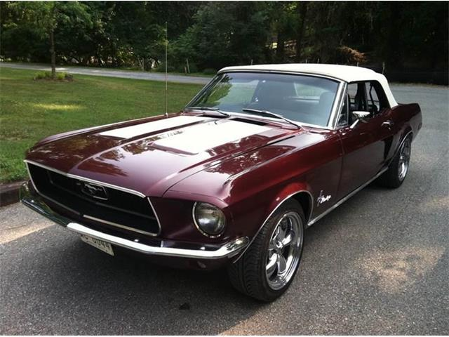 1968 Ford Mustang (CC-1276487) for sale in Clarksburg, Maryland