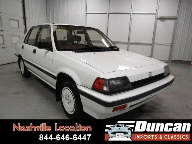 1987 Honda Civic (CC-1276492) for sale in Christiansburg, Virginia