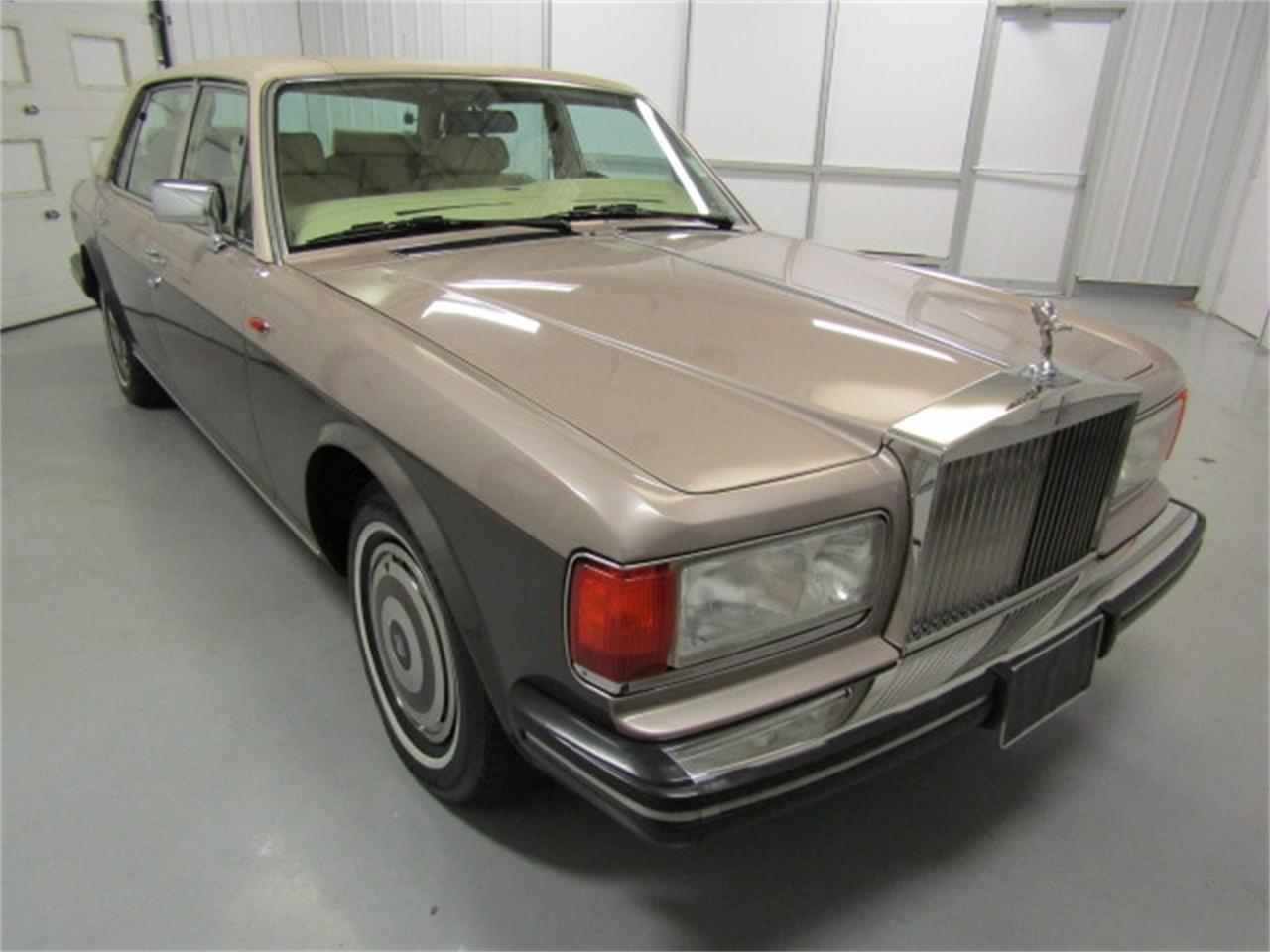 1986 Rolls-Royce Silver Spur (CC-1276498) for sale in Christiansburg, Virginia