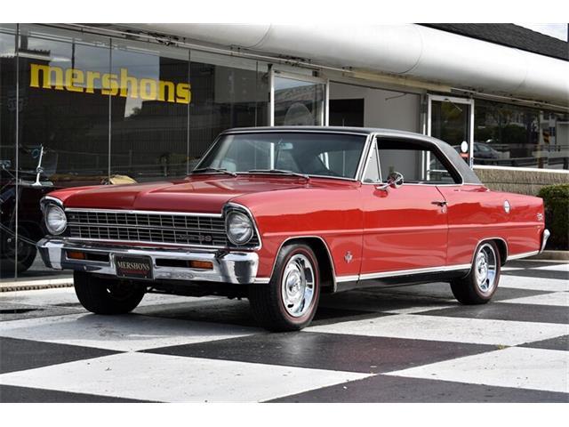 1967 Chevrolet Nova SS (CC-1276502) for sale in Springfield, Ohio