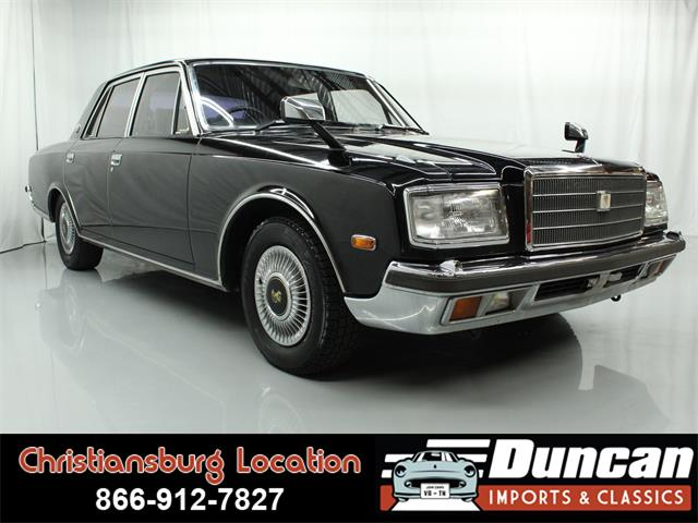 1991 Toyota Century (CC-1276506) for sale in Christiansburg, Virginia