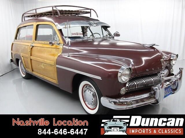 1949 Mercury Eight (CC-1276508) for sale in Christiansburg, Virginia