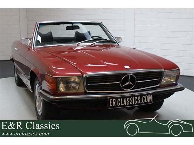 1971 Mercedes-Benz 350SL (CC-1276513) for sale in Waalwijk, Noord-Brabant
